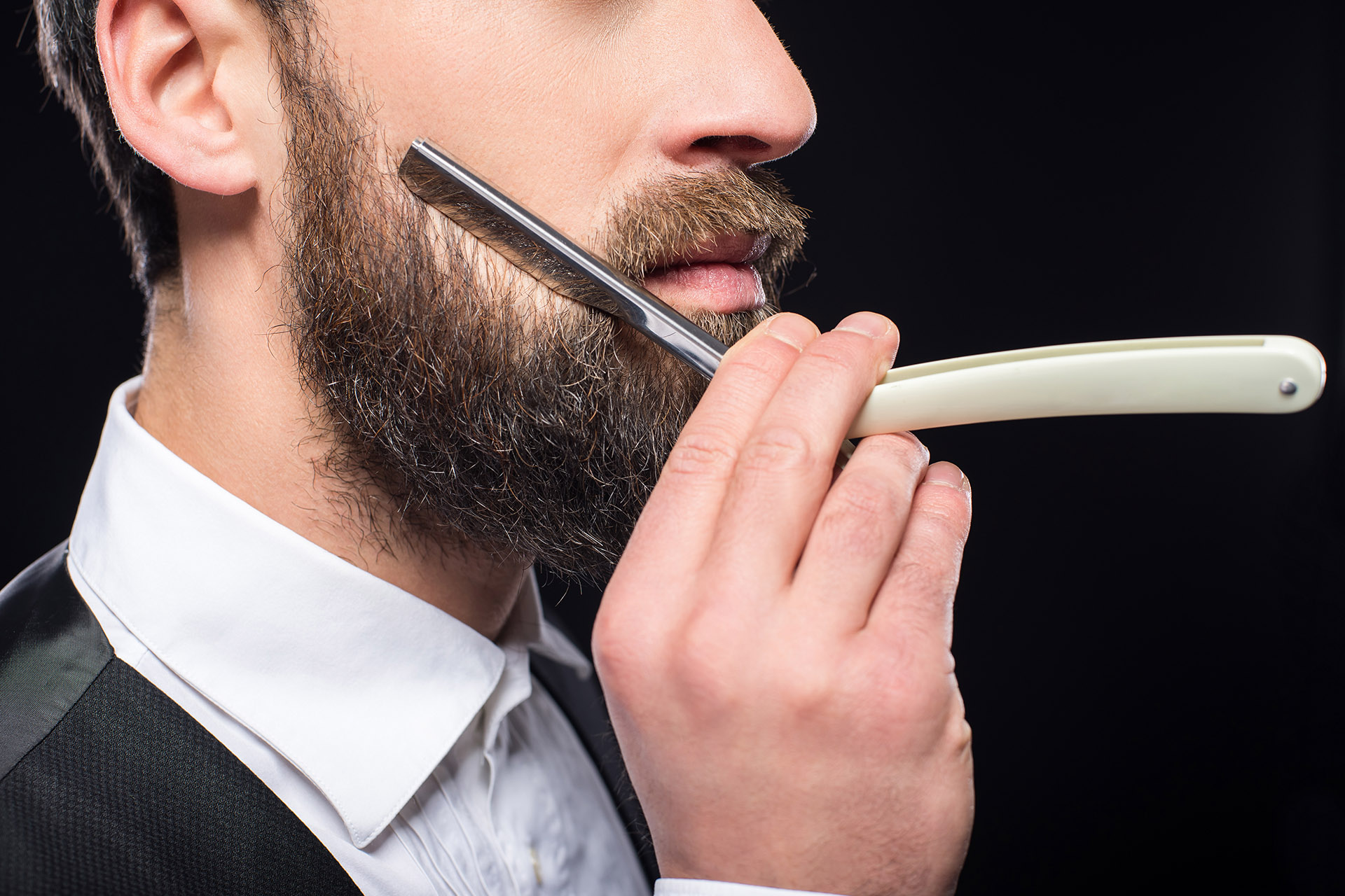 GET YOUR BEARD DONE PROPERLY