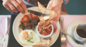 NEW BREAKFAST CAFE OPENS TODAY
