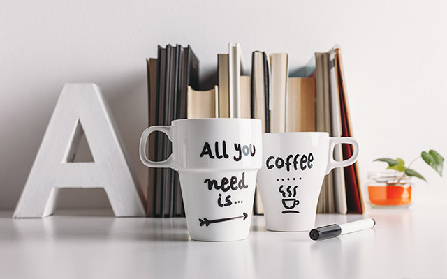 THERE IS NOTHING LIKE COFFEE IN THE MORNING
