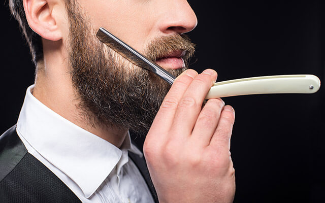 NEW BARBER SALOON JUST OPENED